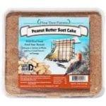 Peanut Butter Suet Cake 3 lb